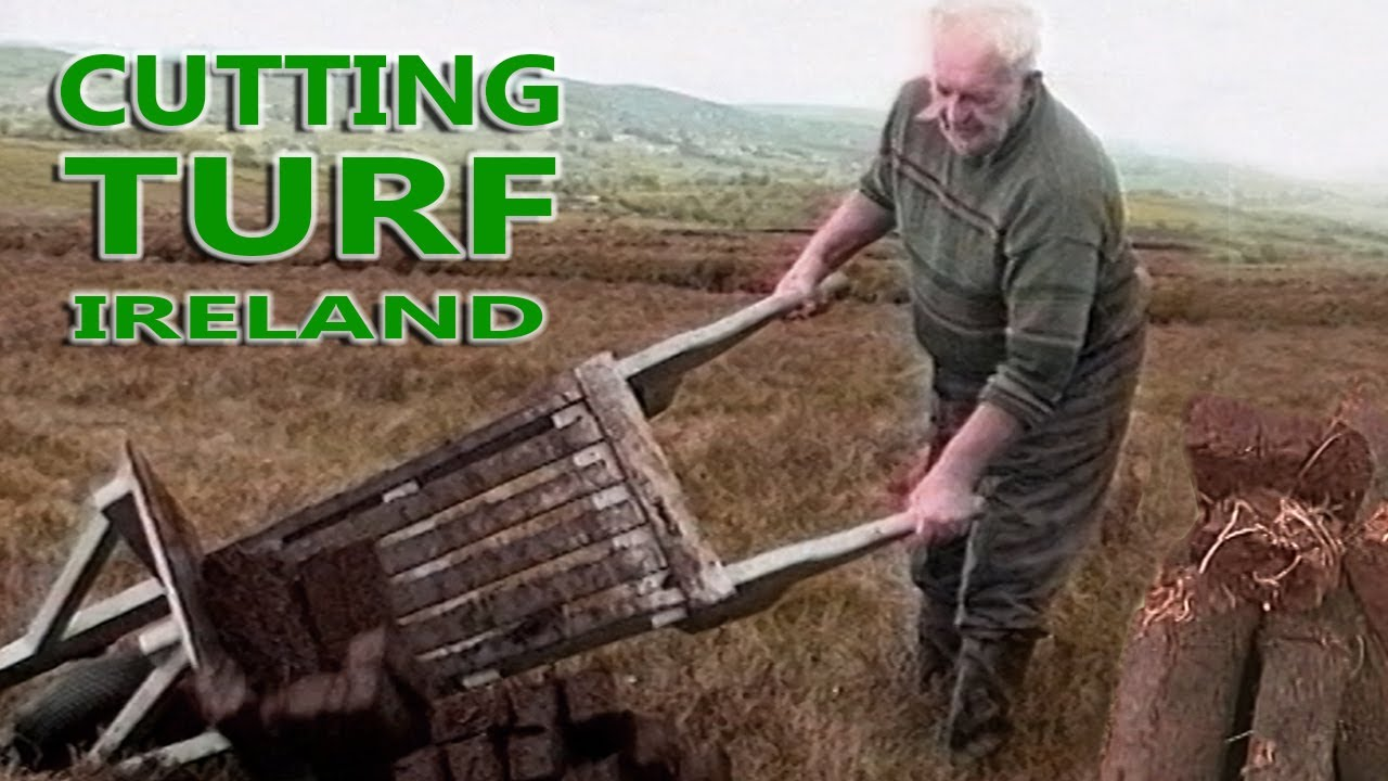 The Story of Turf Cutting in Ireland *Those Days are Gone* Irish History Documentary