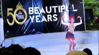 Bb. Pilipinas 2013 Talent Show  - Anna Carmela Aquino