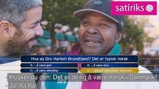 «Vil du bli Tusionær?» 2018-edition