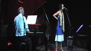 María Lisboa, Luz de lágrima,Festival de Fado y Tango, 5/12/12.