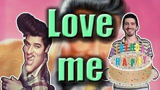 Love me (Elvis cover) - Iro