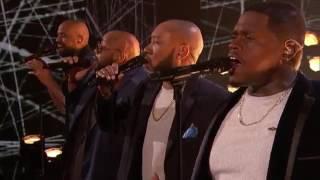 America's Got Talent 2016 semi finals Linkin Bridge - covers Lukas Graham's 7 Years -