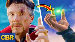 Doctor Strange Could've Prevented The Snap