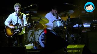 Noel Gallagher's High Flying Birds - The Death of You and Me (FIB 2012)