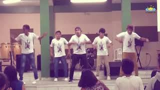 Eres Mi Bendición feat Alex Zurdo Funky - Coreografia completa