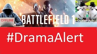 Battlefield 1 Beta Servers Offline By HACKERS #DramaAlert Blackmailed by PoodleCorp