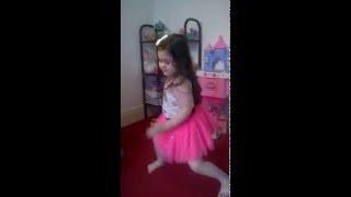 O dansatoare talentata