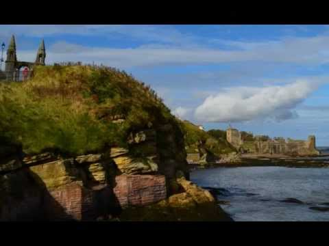Coast And Castle St Andrews Fife Scotland