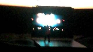 "Kanye Glow in The Dark Tour ""Good Morning"" NYC"