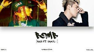 [HAN|ROM|ENG] Ravi (라비) - BOMB (Feat. San E) (Color Coded Lyrics)