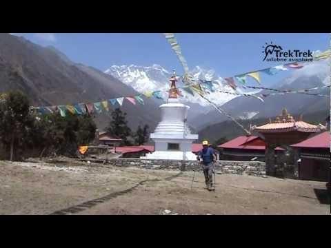 TrekTrek – NEPAL  Everest BC treking in turkizna Gokijska jezera