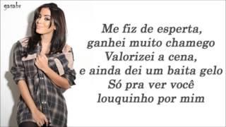Anitta - Quem Sabe (Lyric Video/Letra)   por GasaBR