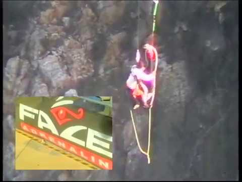 FACE ADRENALIN: Highest Commercial Bungee Jump in the World – Bloukrans River Bridge, South Africa