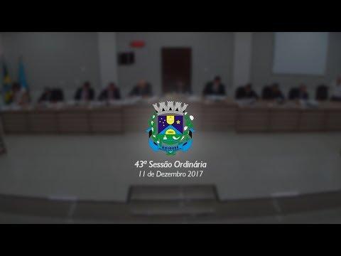 Vídeo na integra da sessão dos vereadores de Goioerê desta segunda-feira, 12