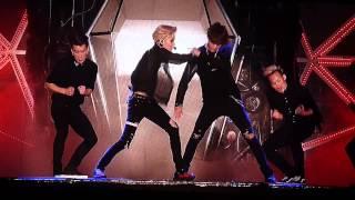 150321 TAEMIN 태민 Pretty Boy ft. KAI-SMTOWN IN TAIWAN