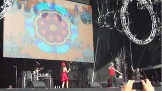 Kumbala- Sonidero Mestizo en el Wirikuta Fest 2012