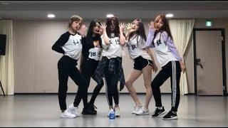 IZ*ONE (아이즈원) | 'Rumor' Mirrored Dance Practice