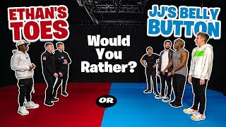 SIDEMEN WOULD YOU RATHER