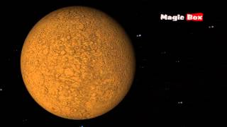 Mercury - Solar System In Tamil - Animated Educational Videos For Kids