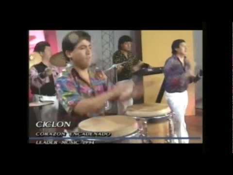 Corazon Encadenado de Grupo Ciclon Letra y Video