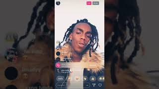 YNW Melly Leaks Song On Instagram Live!