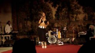 Yola Araújo Miss Benelux 2005