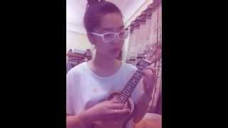 Intro...My everything...Ukulele...Linh Iris