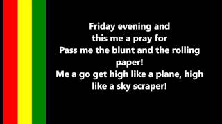 New Heights- Ky-Mani Marley (lyrics video)