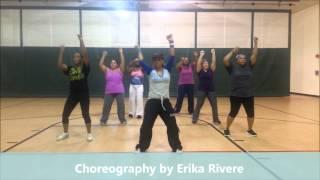 Timber Kesha feat. Pitbull Zumba with Erika - Dance Fitness