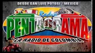 RADIO PENTAGRAMA PRESENTA : CUMBIA PARRANDERA 2050 CUMBIAS EDITADAS 2014