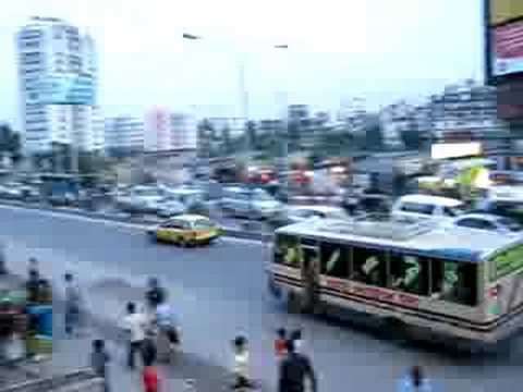 Daytime clip of Dhaka