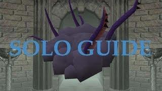 Chaos Elemental Solo Guide - Oldschool RuneScape
