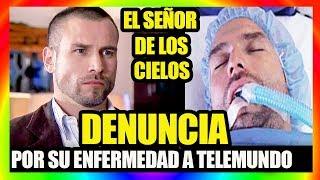 RAFAEL AMAYA DENUNCIA a TELEMUNDO, Ellos REACCIONAN y lo SACARON! SEÑOR DE LOS CIELOS