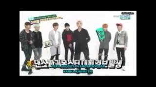 (sub indo) rapmon bts dance so funny in weekly idol eps 229