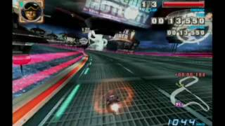 F-Zero GX Unleashed - MCTR with Silver Rat - 59''358