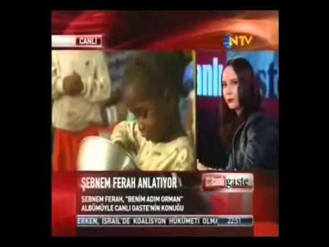 Şebokolik TV-Şebnem Ferah Canlı Gaste Röportajı 2