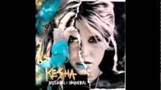 Ke$ha - Blow (AUDIO)