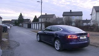 Lending out Model S 75D loaner to my neighbour