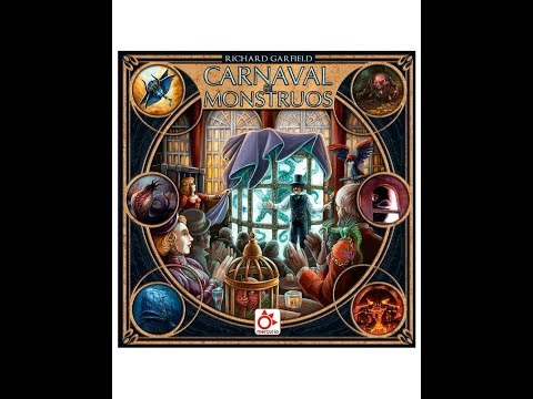 Reseña Carnival of Monsters
