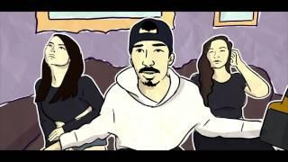 Oriente - Vagabundo é Foda ( feat. Pedro Qualy & Self Provoked - Prod. Bruno Silva )