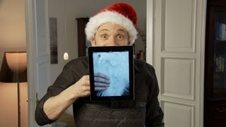 Magic iPad - Best Christmas Gift Ever (by iSimon)