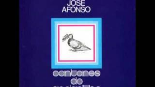 """José Afonso - """"Senhora do Almortão"""""""