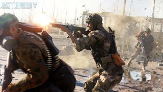 Battlefield 5 – Official Gamescom Trailer – Devastation of Rotterdam