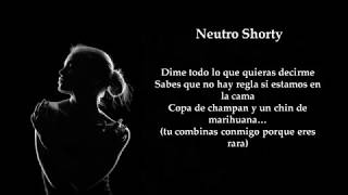 Neutro Shorty - Solo Confia [Letra]