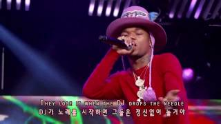 "Rae Sremmurd - ""Black Beatles"" ft. Gucci Mane (Jimmy Kimmel Live!) 한글 자막"