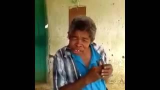 Bêbado cantando Amado Batista