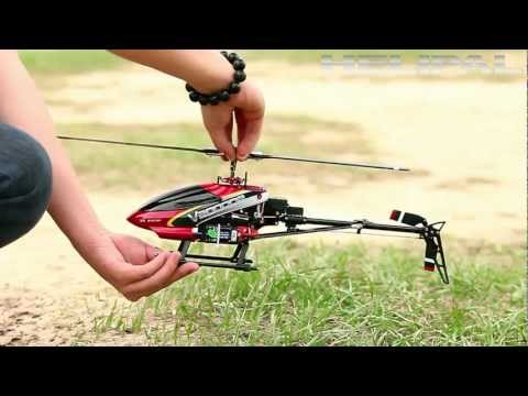 HeliPal.com - Walkera V200D03 Helicopter 3D Flight