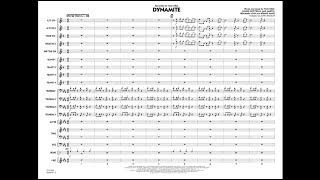 Dynamite arranged by John Wasson