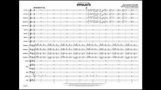 Dynamite arranged by John Wasson