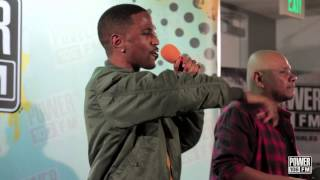Big Sean Performs 'Blessings' Live!